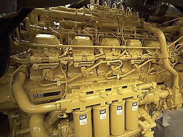 3512E Tier 4 Final DBG Well Service Engine
