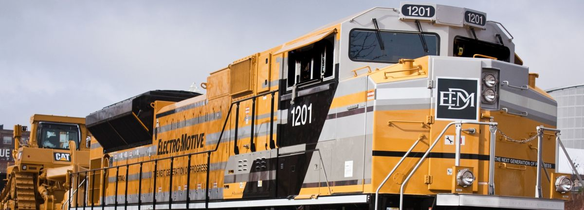 EMD® SD70ACe Locomotive