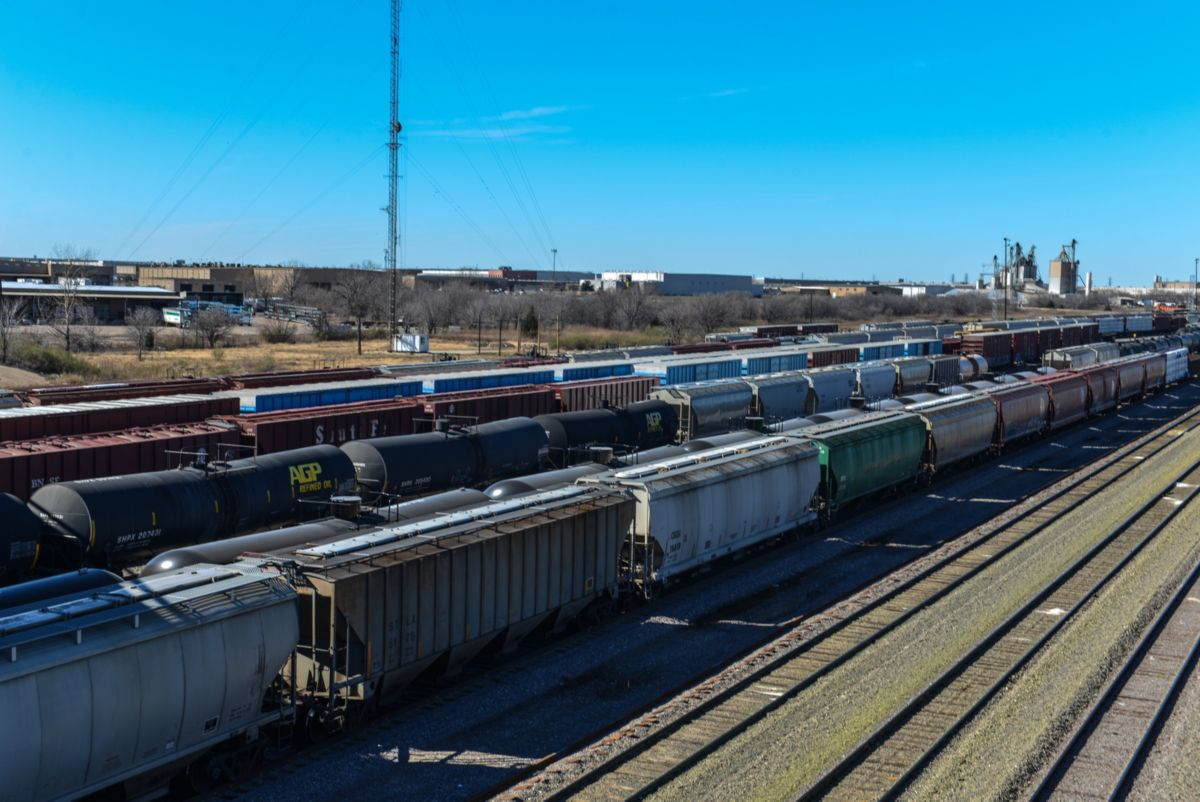 Freight Car Leasing