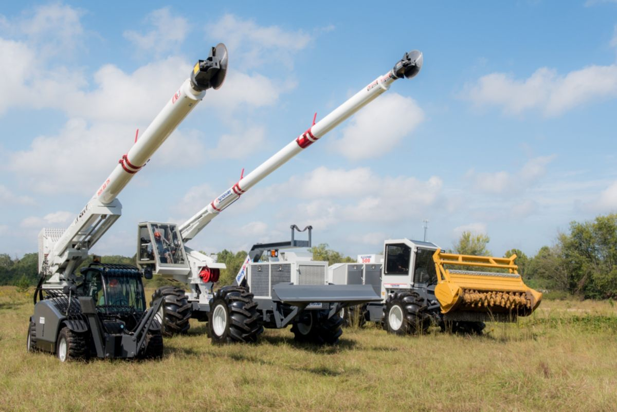 Vegetation Equipment