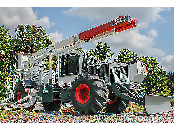 Kershaw® All Terrain Carrier Boom Lift