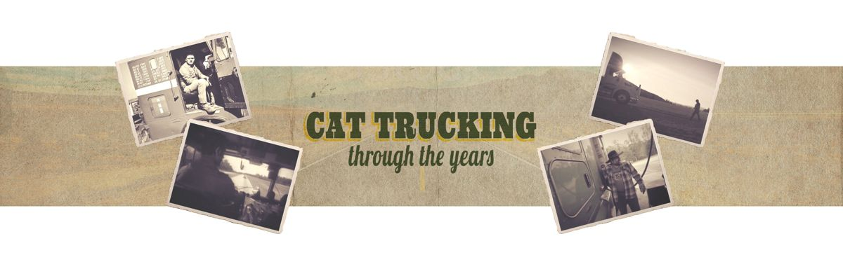 Cat Trucking Through the Years