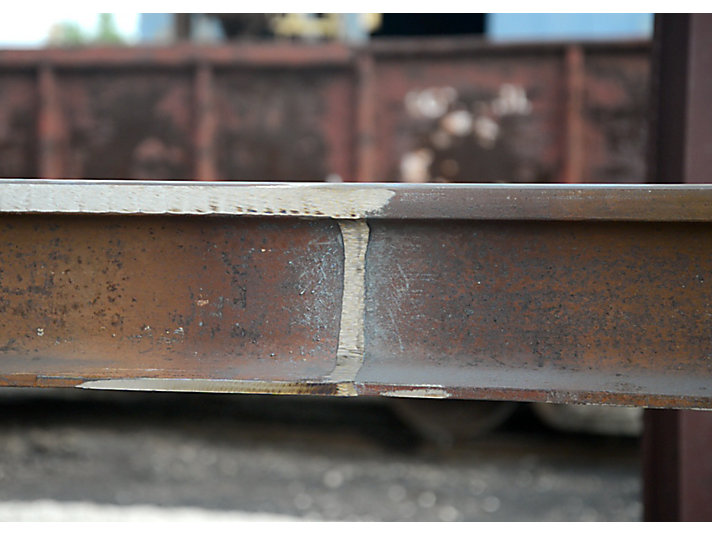 FIXED PLANT TRACK WEDLING