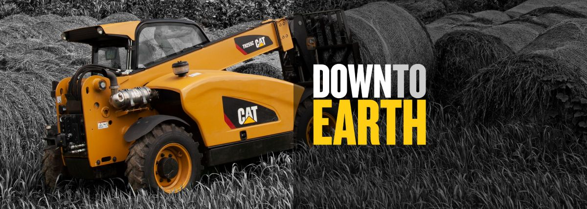 Down To Earth: Agriculture Blog
