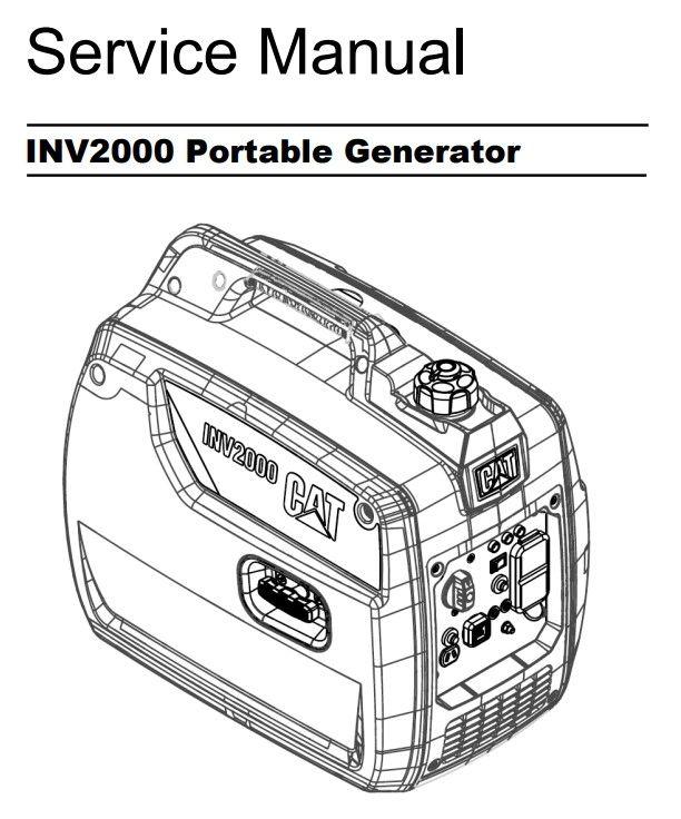 INV2000 Service Manual