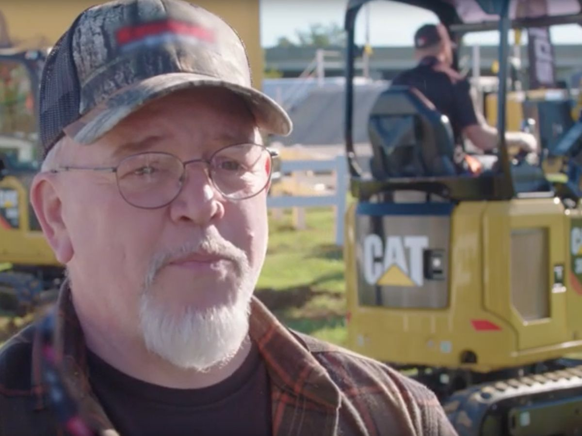 Hear why Kenny Yoder of Hartville Hardware in Hartville, OH is excited about Cat Next Generation Mini Excavators.