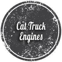 Cat Truck Engines