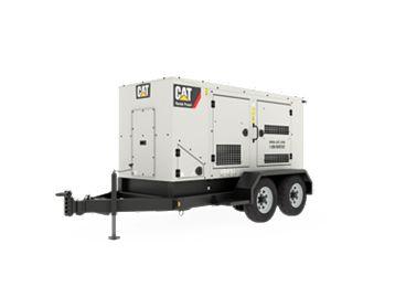 XQ125 - Mobile Generator Sets