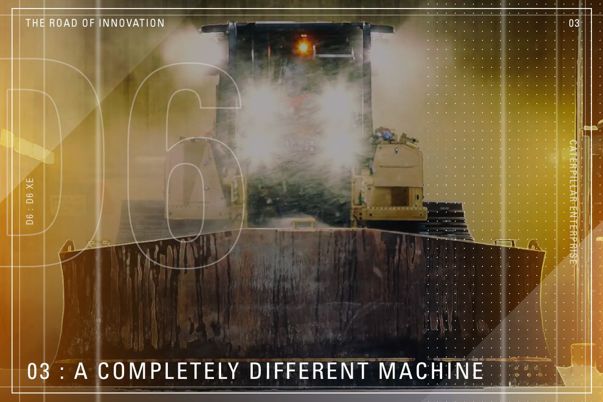 3: A Completely Different Machine