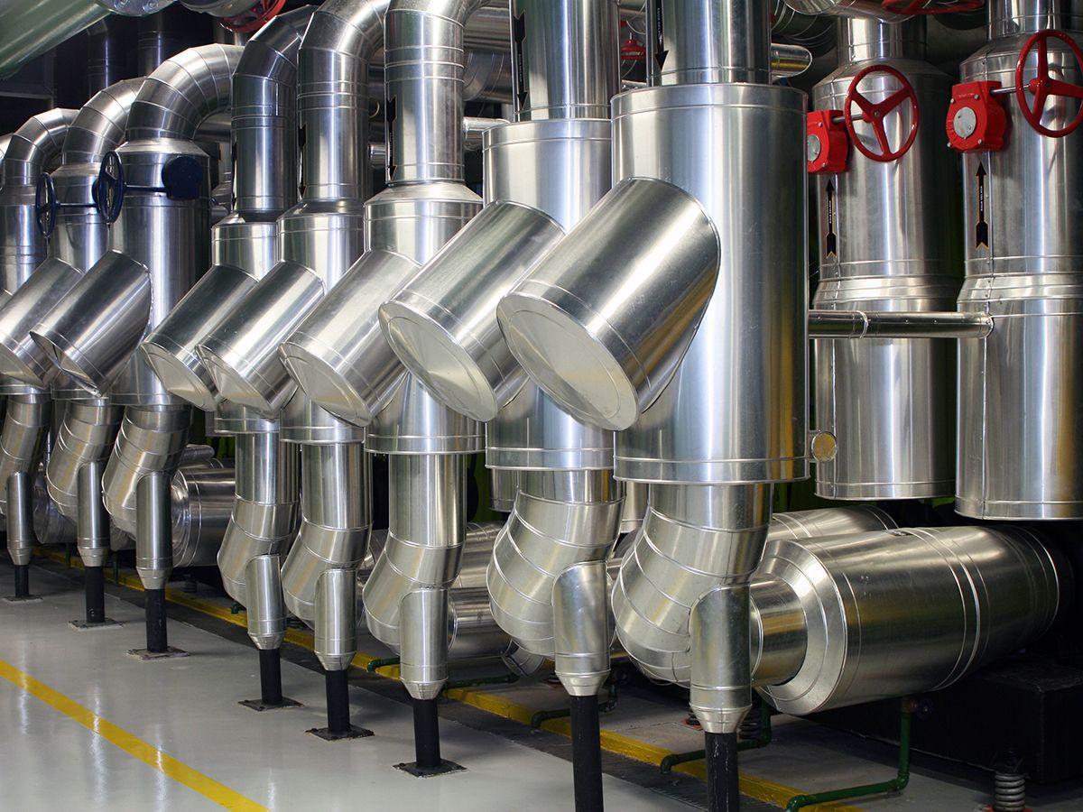 Ecogen's cogeneration plant