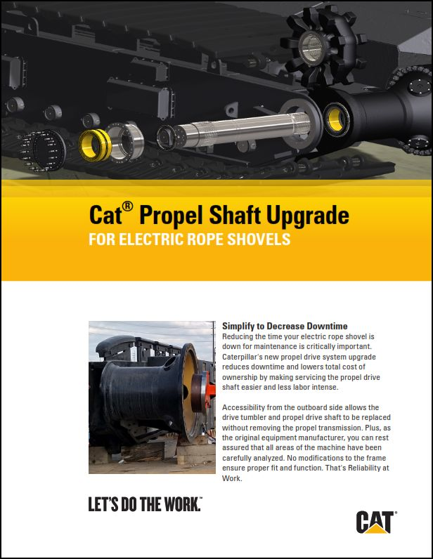 Cat ®  LatchFree™ Dipper System Brochure
