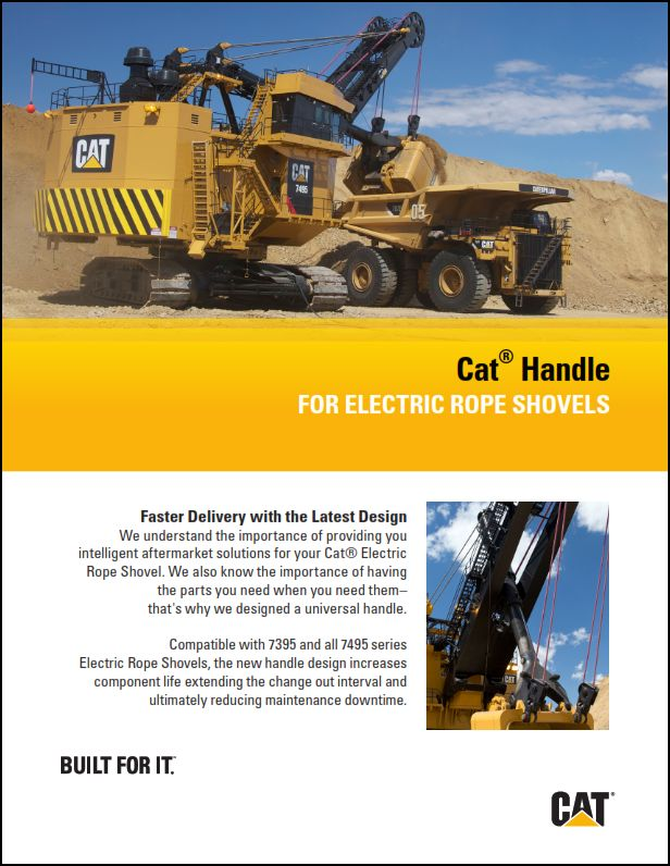Cat ®  Universal Handle