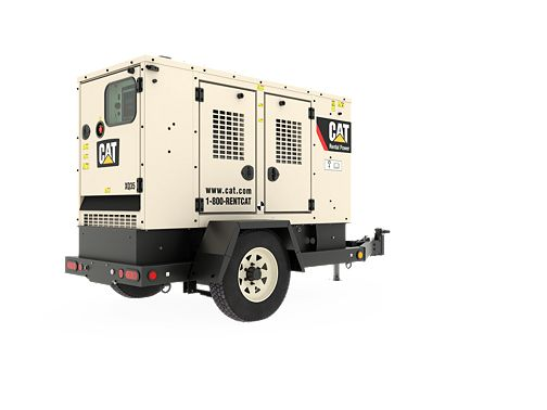 XQ35 - Mobile Generator Sets