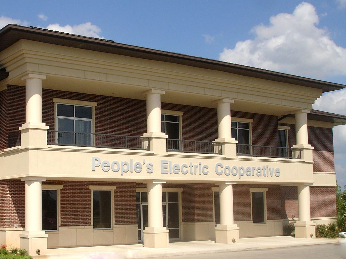People's Electric Cooperative (PEC) was established in 1937 to provide power to the homes, farms, and businesses in south central Oklahoma.