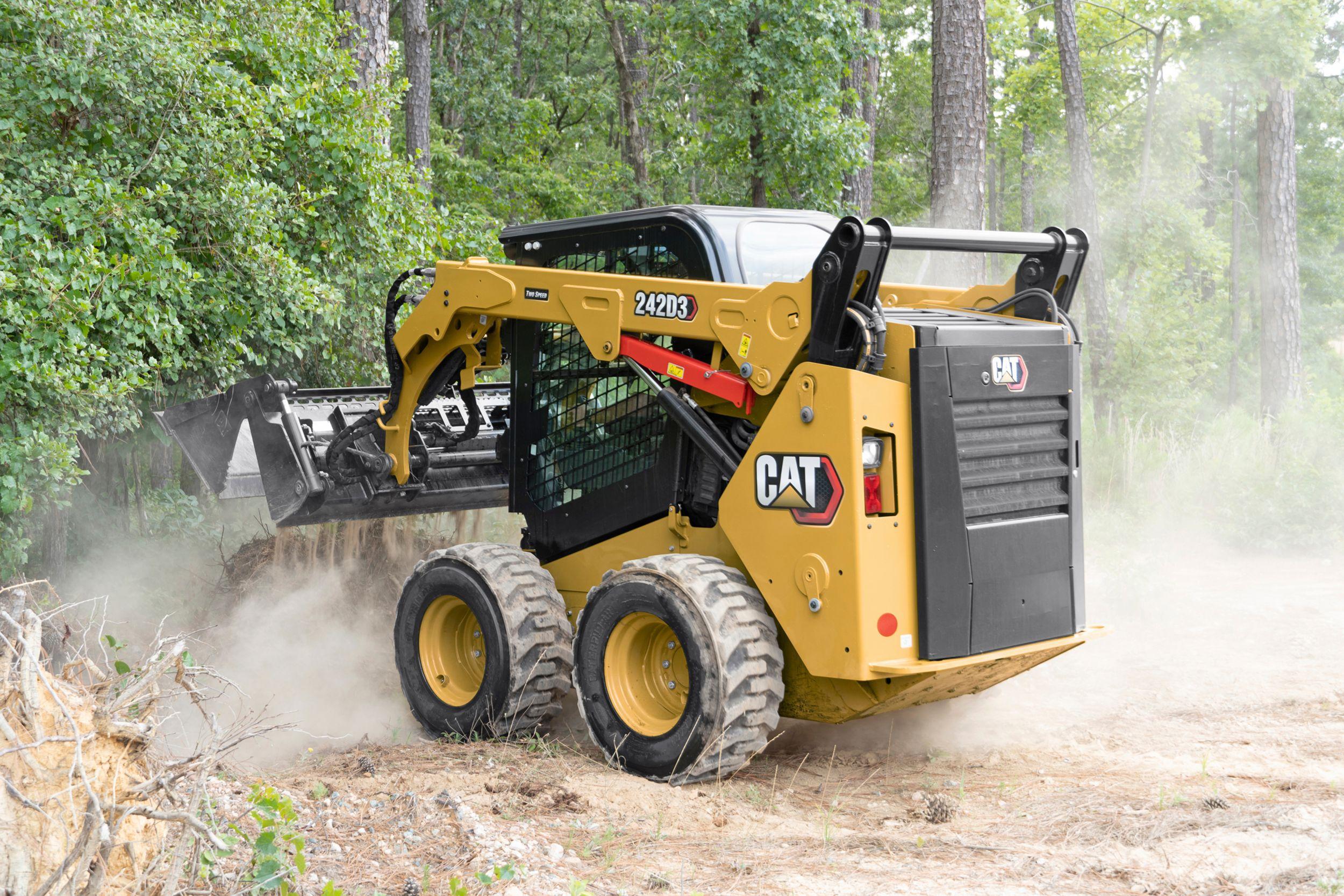 Cat 242D3