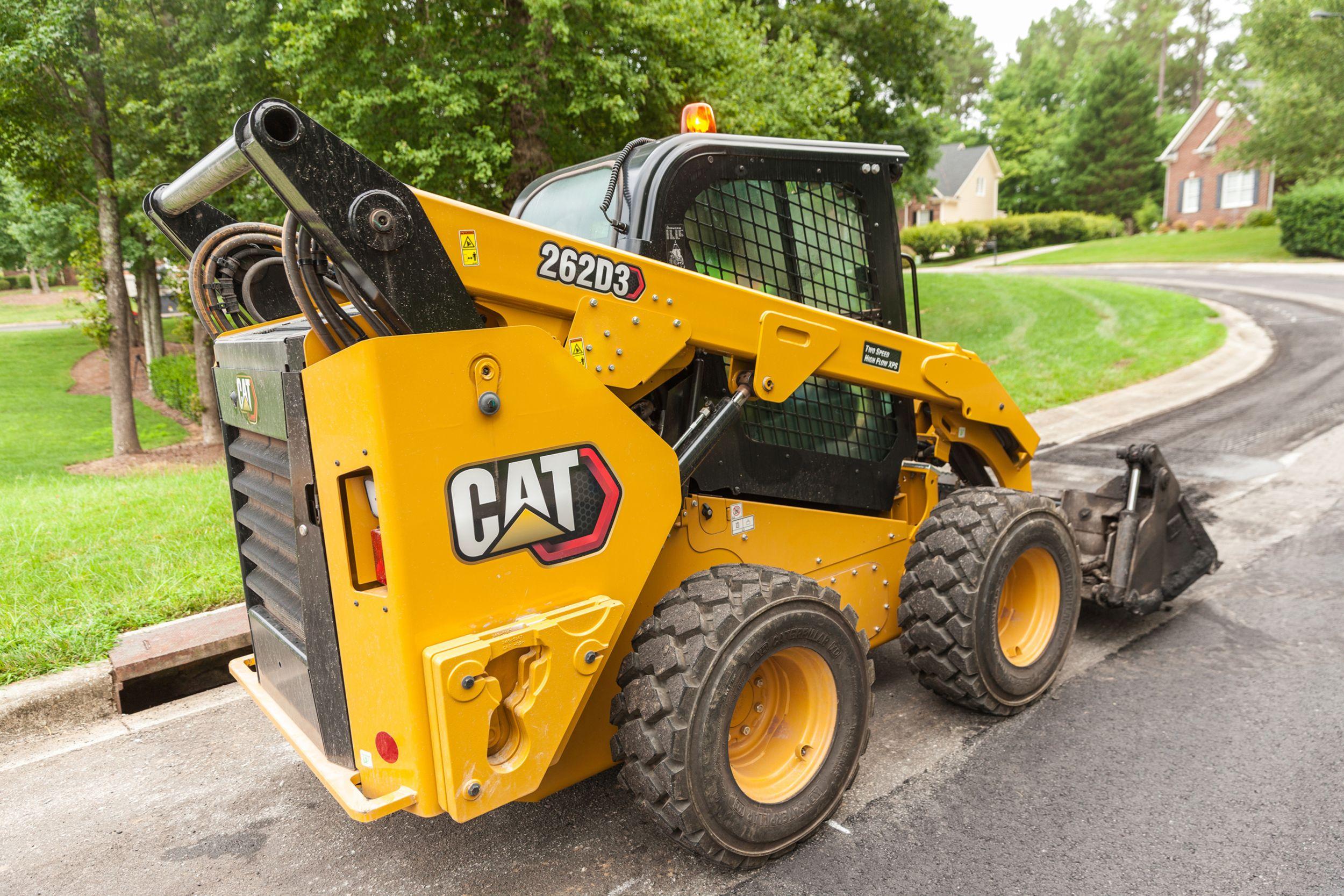 Cat 262D3
