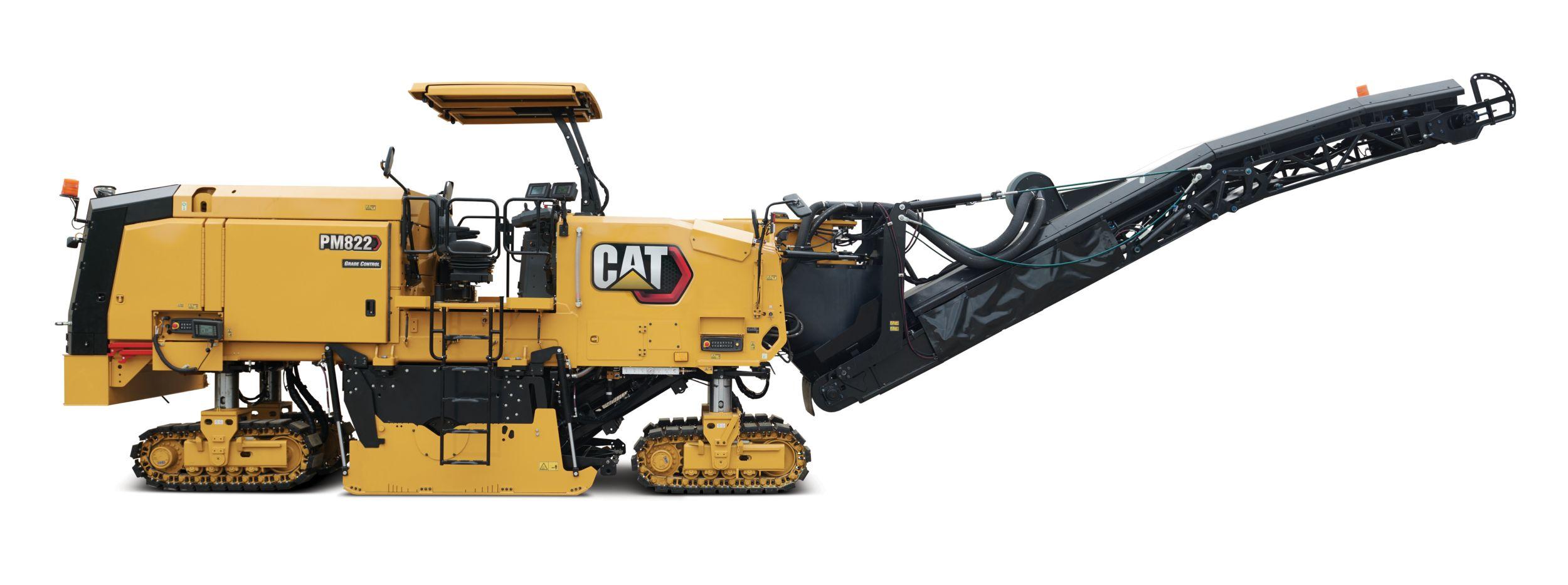 Perfiladora de pavimentos en frío Cat PM822