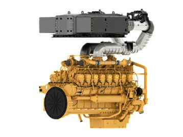 3516E - Industrial Diesel Engines - Highly Regulated