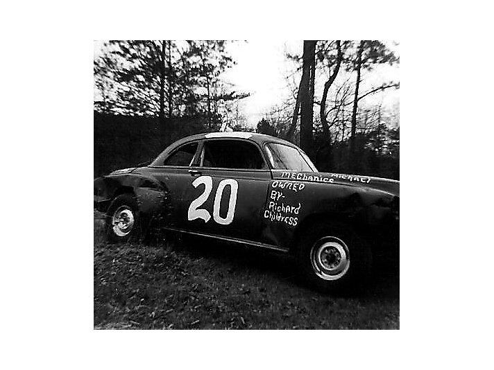RCR - first car