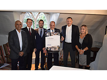 Perkins appoints Mayphil as its distributor for Lebanon
