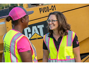 Woman-to-Woman: Tips on Building a Successful Career in Construction
