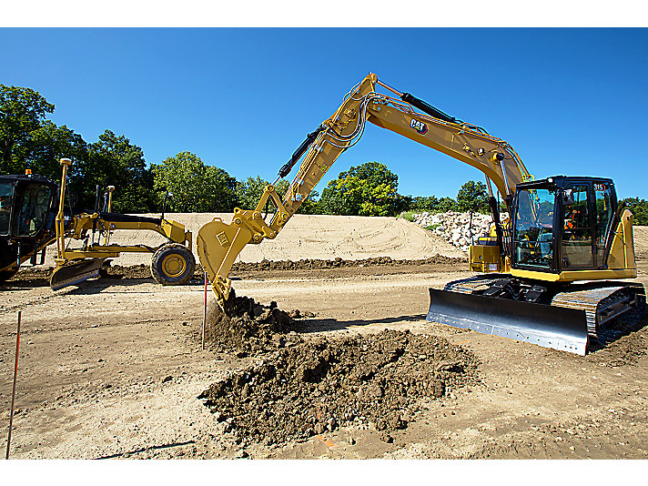 Cat Grade with 3D for Excavators