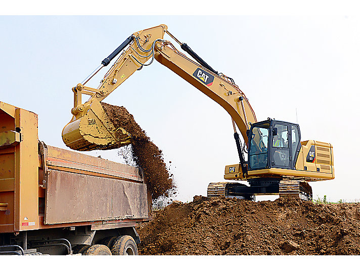 Cat Payload for Excavators