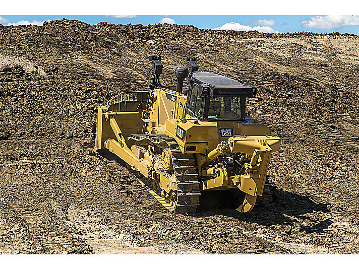 Cat Grade with Slope Assist for Dozers