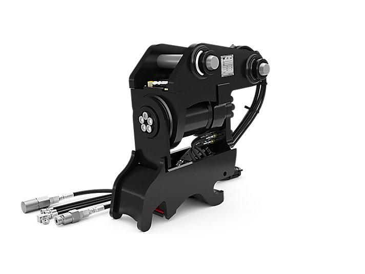 Tilting Dual Lock™ Pin Grabber Couplers - Mini Excavator