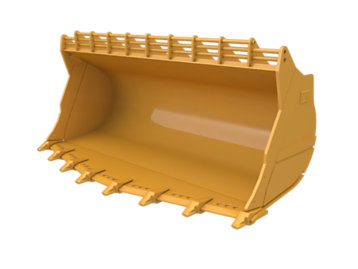 Rock  Bucket 4.5m³ (6.00yd³)Performance Series