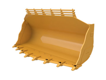 Rock  Bucket 3.6m³ (4.75yd³)Performance Series