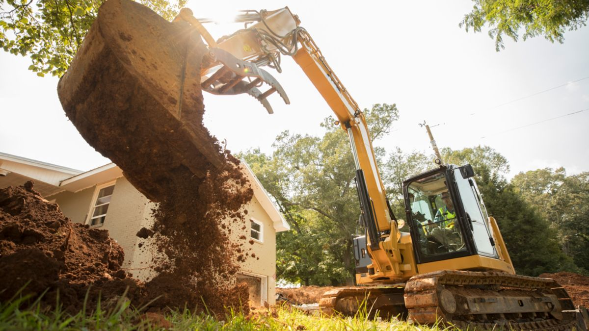 0% For 60 Months with Zero Down on new Cat compact equipment* with a 2-year standard warranty.**