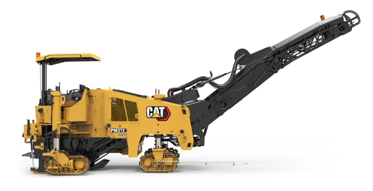 Cat PM312 Cold Planer