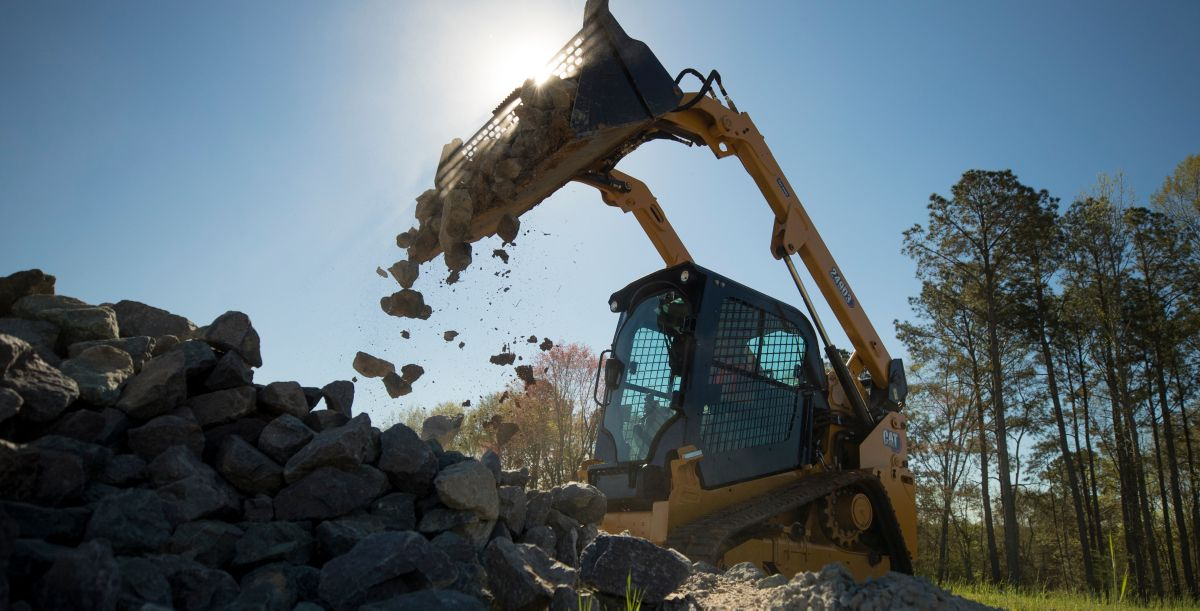 Check out all the features of the new Cat® D3 Series Skid Steer Loaders and Compact Track Loaders.