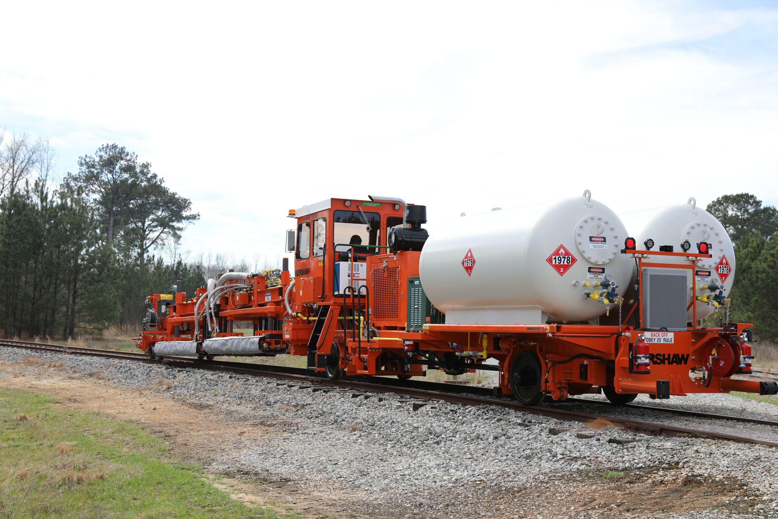 RH 446 Rail Heater
