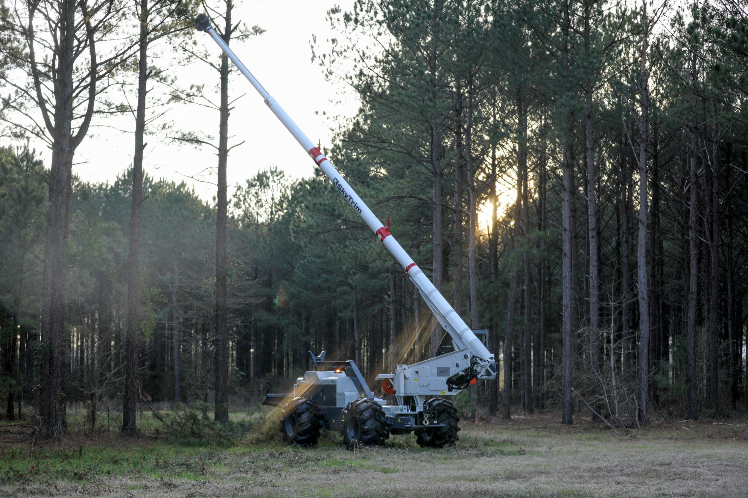 SkyTrim 75 G3, Mechanical Tree Trimmer
