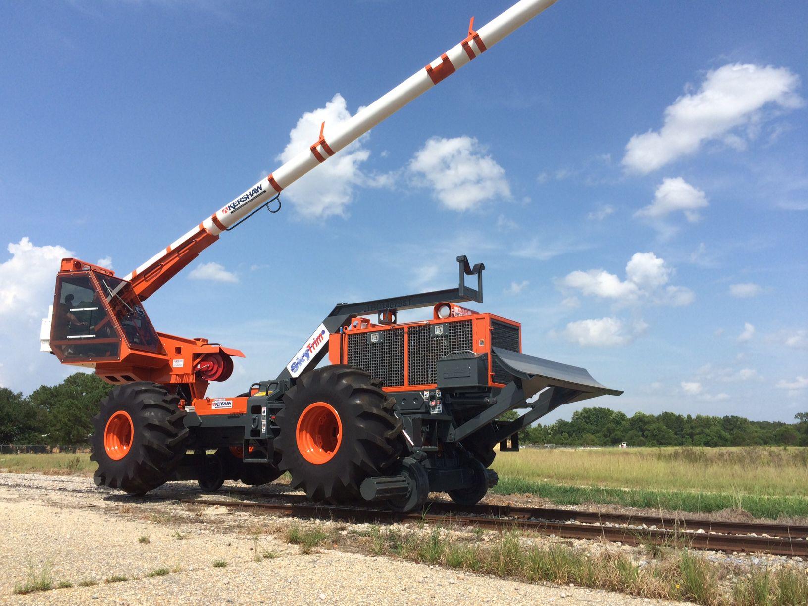 SkyTrim 75G3 Hi Rail, Tree Trimmer