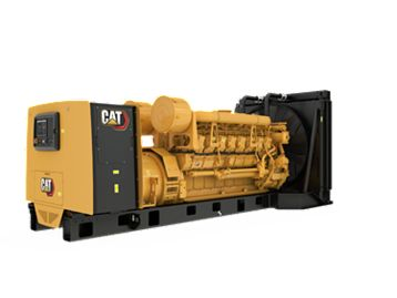 3516 (50 Hz) dengan Paket... - Diesel Generator Sets