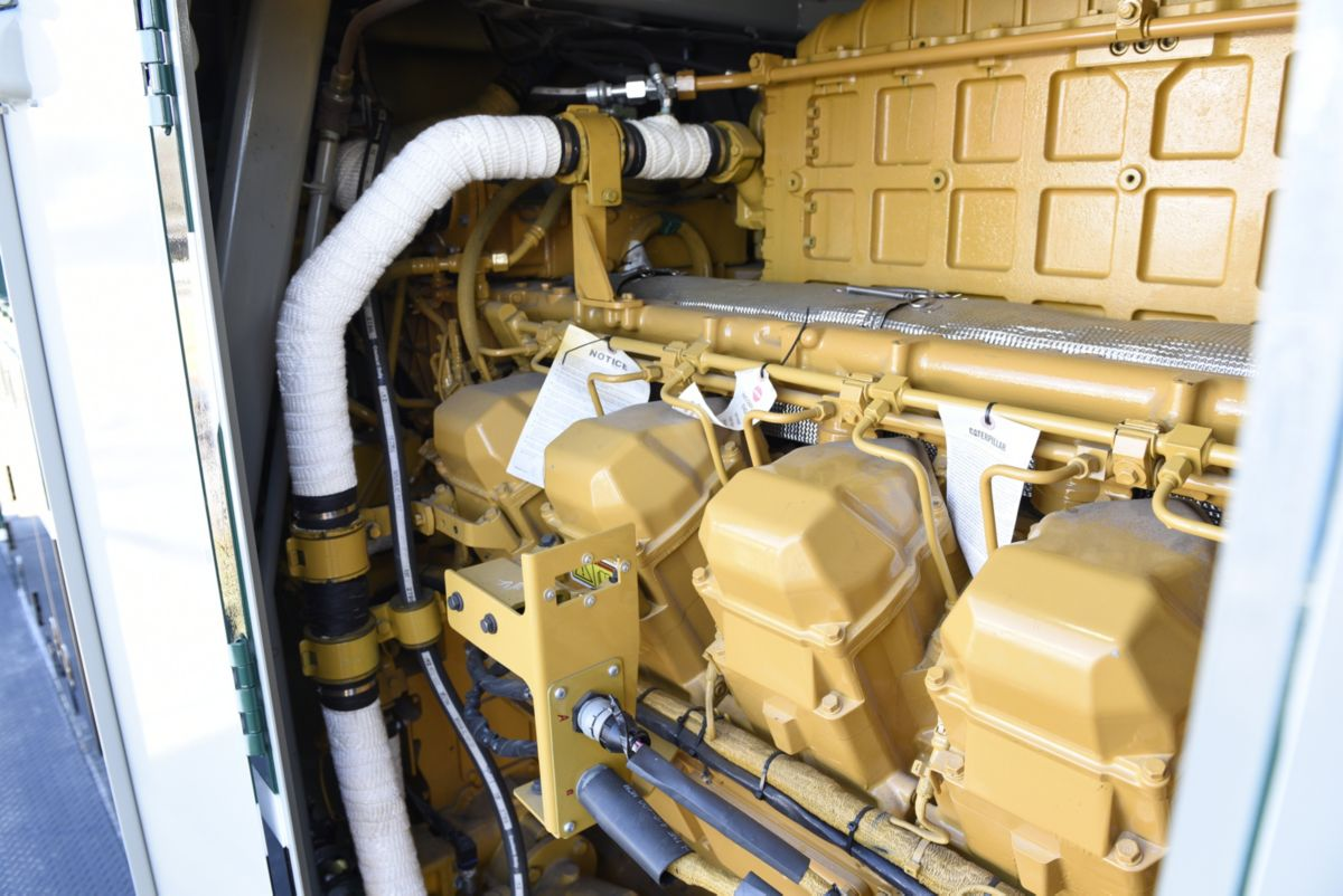 Repower Locomotive Engine