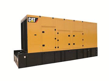 C27 and C32 Sound Attenuated Enclosure