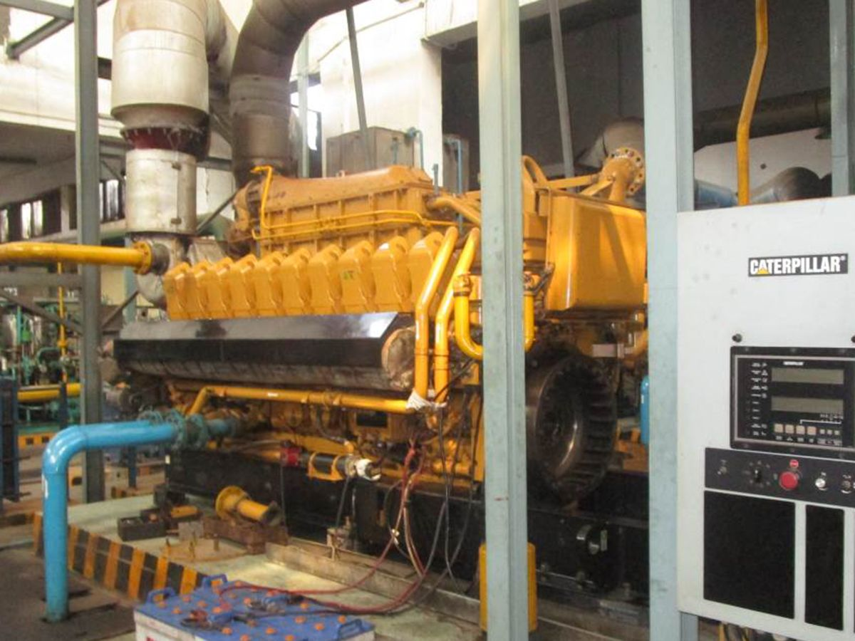 A Cat generator set with more than 99,000 hours underwent its fourth overhaul in 21 years.