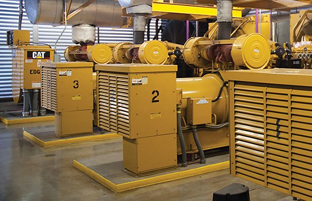 Standby power relies on preventive maintenance