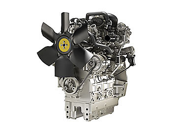 Perkins® Syncro tractor engine range debuts at Agritechnica