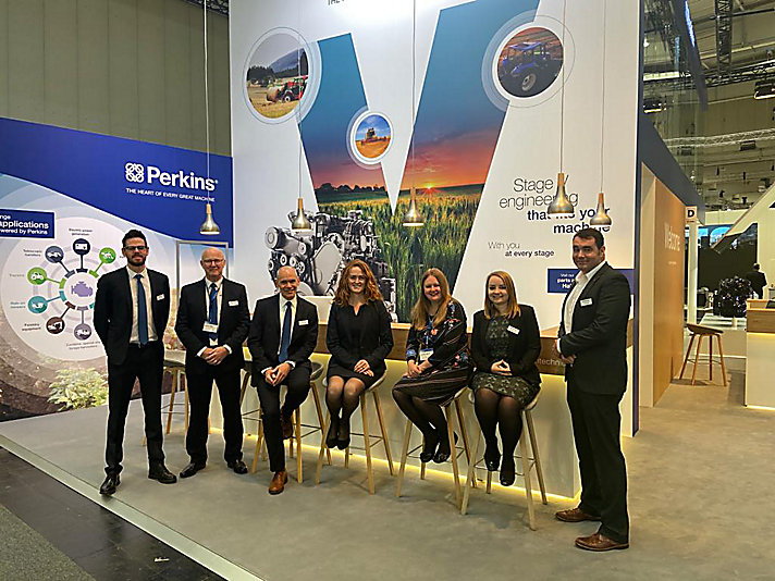 Agritechnica 2019 - Day 1