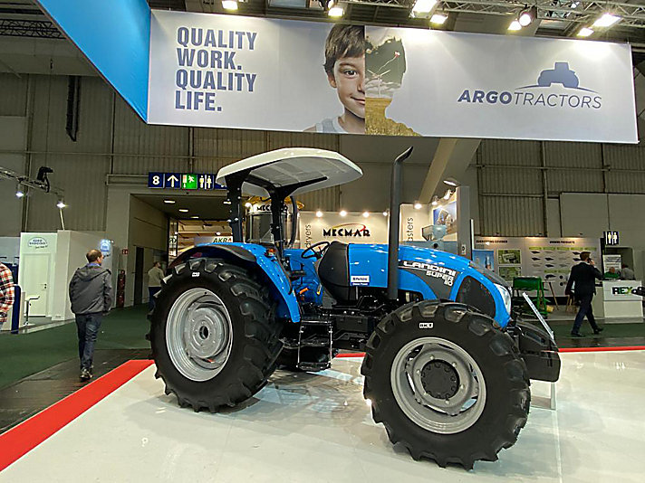 Agritechnica 2019 - Day 2