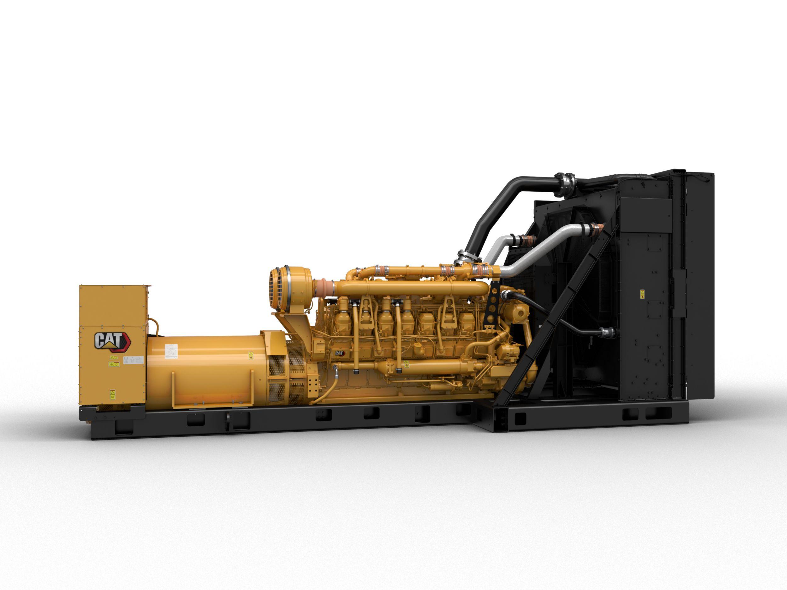 Cat 3516E Industrial Engine