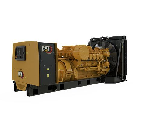 3512B (50 Hz) with Upgradeable Package - Diesel Generator Sets