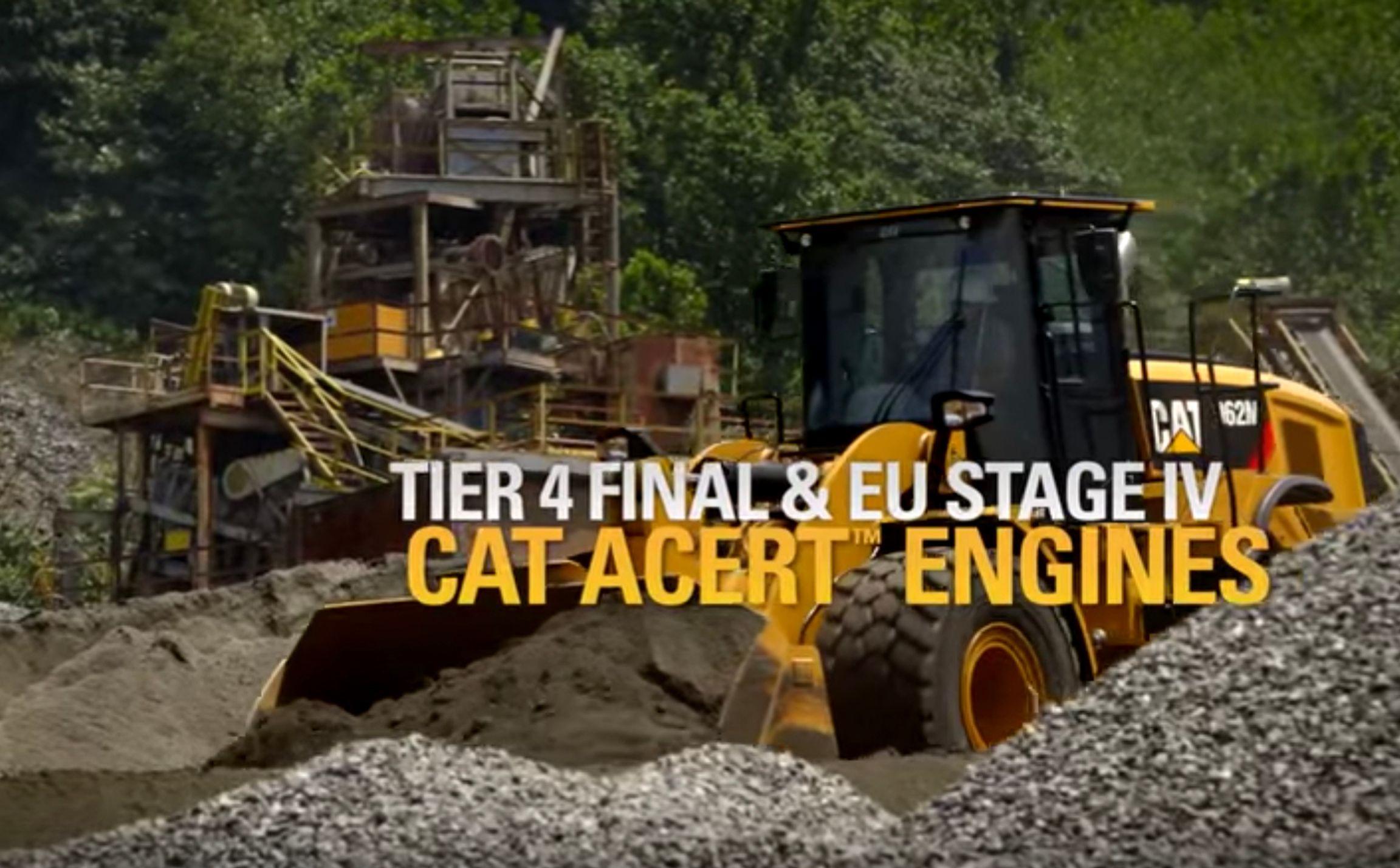 Cat® M Series Medium Wheel Loader | Introduction