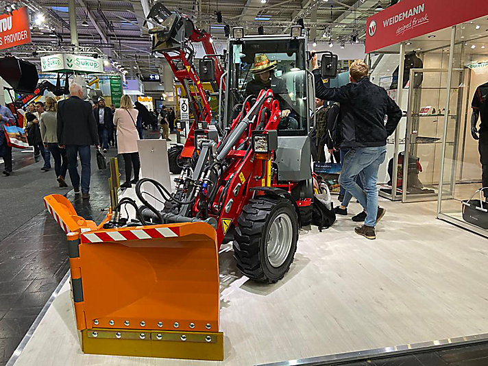 Agritechnica 2019 - Day 4