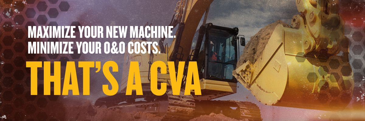Customer Value Agreements - New Machines